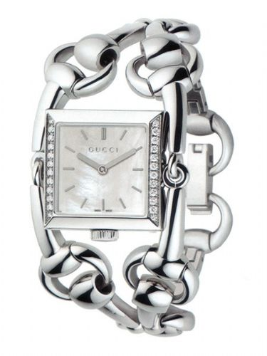 GUCCI Signoria Grande Diamond Ladies Watch YA116307